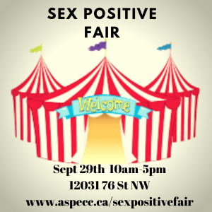 Check out the sex positive vendors