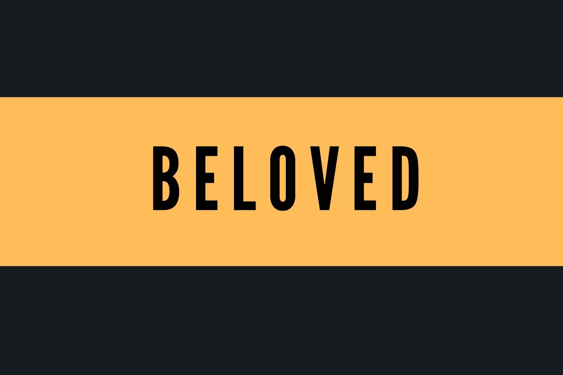 Beloved Membership