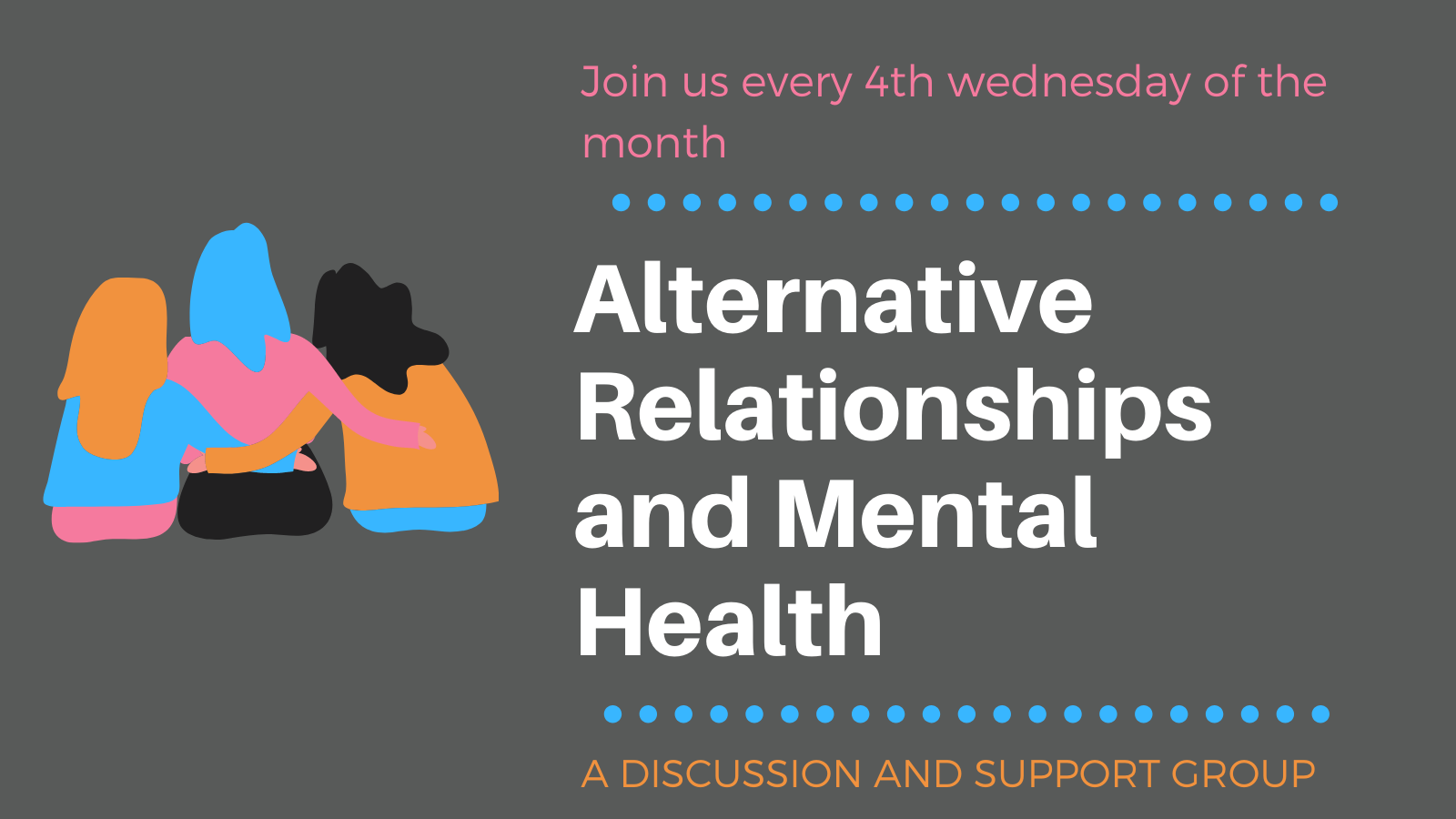 Alternative Relationship & Mental Health Discussion Circle