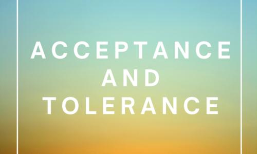 Building Acceptance