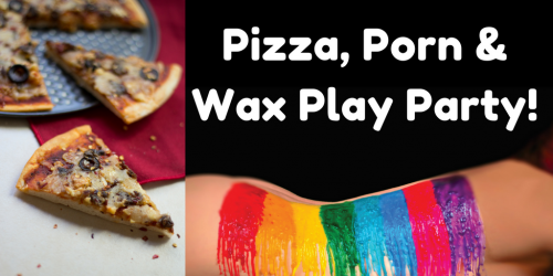 Erotic Wax Play Party