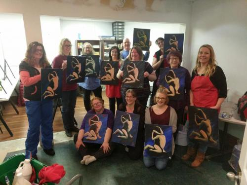 Paint Night with Jenn Kovachik