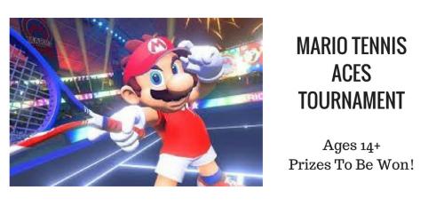 Mario Tennis Aces Tournament(1)